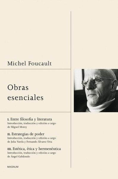 Obras esenciales - Michel Foucault - 9788449328602