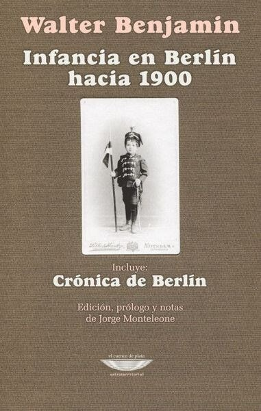 Walter Benjamin Berlin