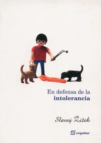 En defensa de la intolerancia - Slavoj Zizek - 9788495363305