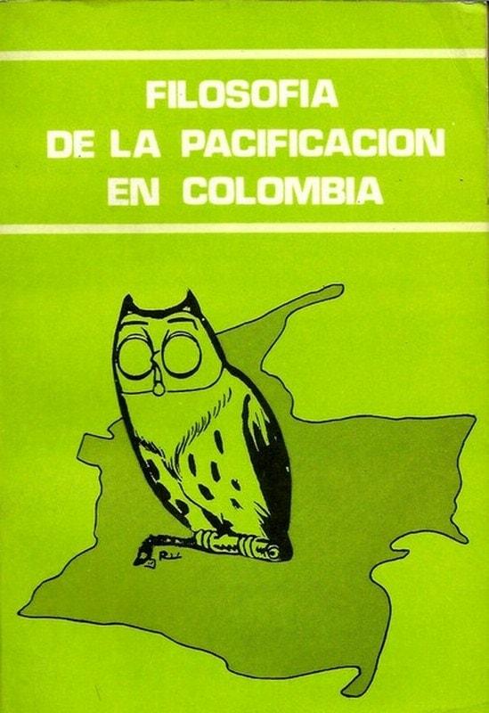 Libro: Filosofía de la pacificación en colombia - Autor: Roberto J. Salazar Ramos