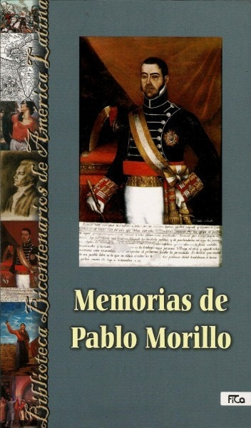 Libro: Memorias de pablo morillo - Autor: Pablo Morillo - Isbn: 9789589480335