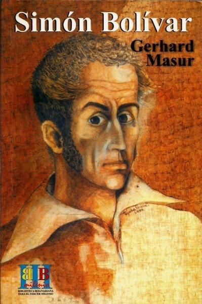 Libro: Simón bolivar - Autor: Gerhard Masur - Isbn: 9589091598