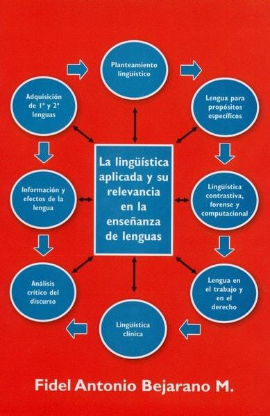 Libro: La lingüística aplicada y su relevancia en la enseñanza de lenguas - Autor: Fidel Antonio Bejarano Martínez - Isbn: 9789584818461