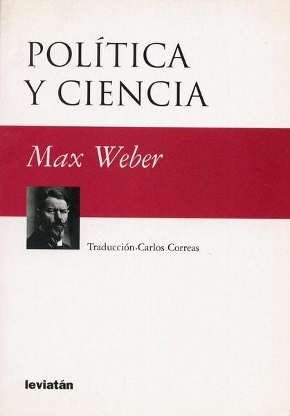 Libro: Política y ciencia - Autor: Max Weber - Isbn: 9505164629