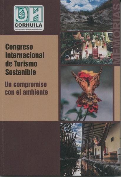 Libro: Congreso internacional de turismo sostenible - Autor: Raúl Mendivil - Isbn: 9789585980631