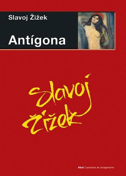 Libro: Antígona - Autor: Slavoj Zizek - Isbn: 9788446044789