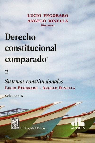 Libro: Derecho constitucional comparado 2. Volumen A y B - Autor: Lucio Pegoraro - Isbn: 9789877060904