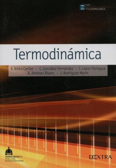 Libro: Temodinámica - Autor: R. Nieto Carlier - Isbn: 9788416277063