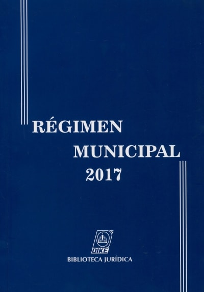 Régimen municipal 2017