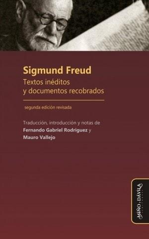 Libro: Sigmund freud textos inéditos y documentos recobrados - Autor: 2744-3295-fernando Gabriel Rodríguez - Isbn: 9788417133290
