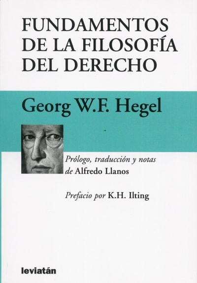 Libro: Fundamentos de la filosofía del derecho - Autor: 2770-3321-georg Wilhelm Friedrich Hegel - Isbn: 9789875143043