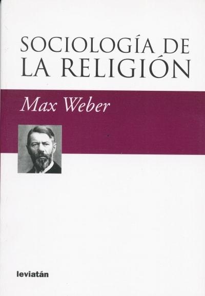 Libro: Sociología de la religión - Autor: 2353-2797-max Weber - Isbn: 9789875141469