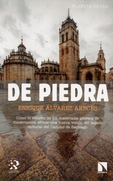 Libro: De piedra. - Autor: Enrique Álvarez Areces - Isbn: 9788490971536