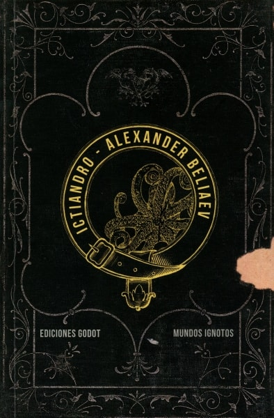Libro: Ictiandro - Autor: Alexander Beliaev - Isbn: 9789871489732