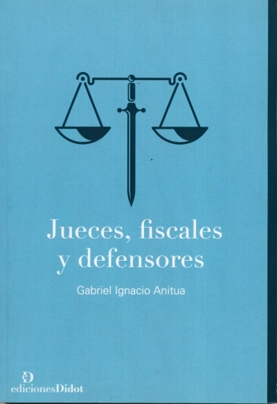 Jueces, fiscales y defensores