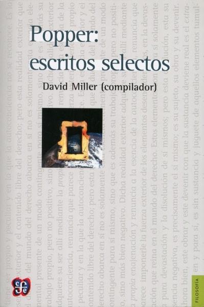 Libro: Popper: escritos selectos - Autor: David Miller - Isbn: 9789681644833