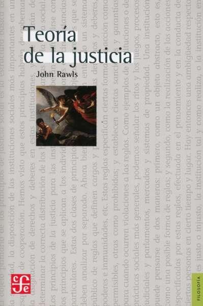 Libro: Teoría de la justicia - Autor: John Rawls - Isbn: 9789681646226