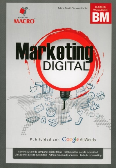 Marketing digital. Publicidad con Google Adwords