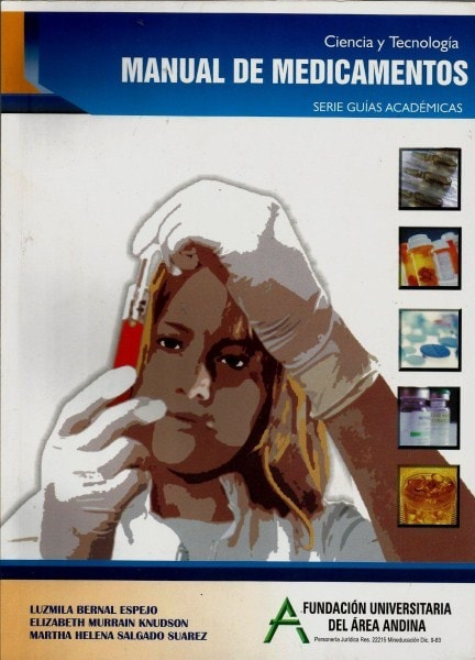 Manual de medicamentos - Luzmila Bernal Espejo - 9589766013