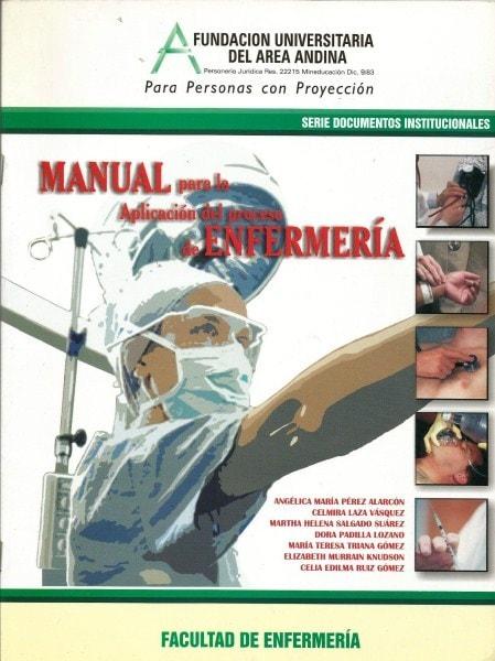 Manual para la aplicación del proceso de enfermería - Angelica Maria Perez Alarcon - 958976603X