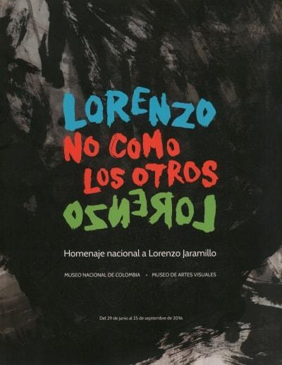 Libro: Lorenzo no como los otros - Autor: Varios - Isbn: 9789587532296