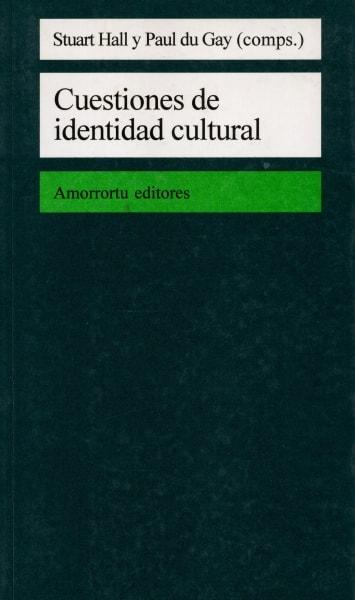 Libro: Cuestiones de identidad cultural - Autor: Stuart Hall - Isbn: 9505186541