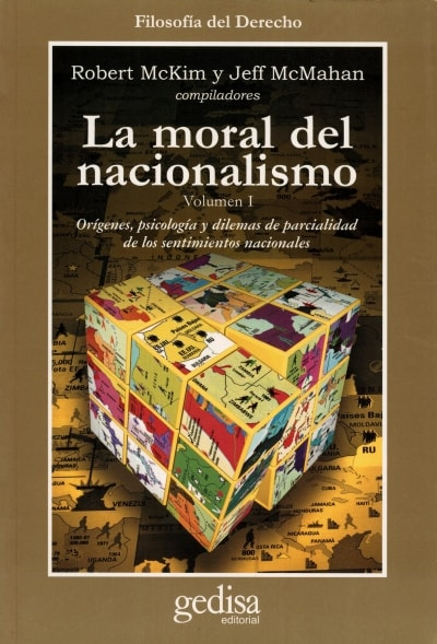 Libro: La moral del nacionalismo volumen I - Autor: Robert Mckim - Isbn: 8474328918