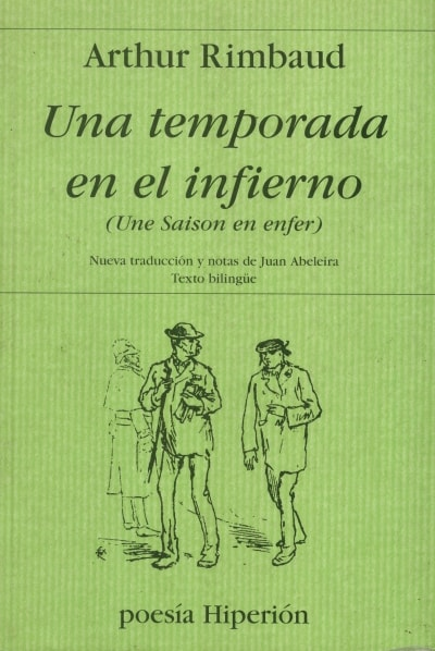 Libro: Una temporada en el infierno - Autor: Arthur Rimbaud - Isbn: 9788475174198