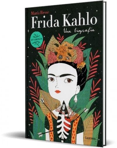 Libro: Frida Kahlo. Una biografía | Autor: María Hesse | Isbn: 9788426403438