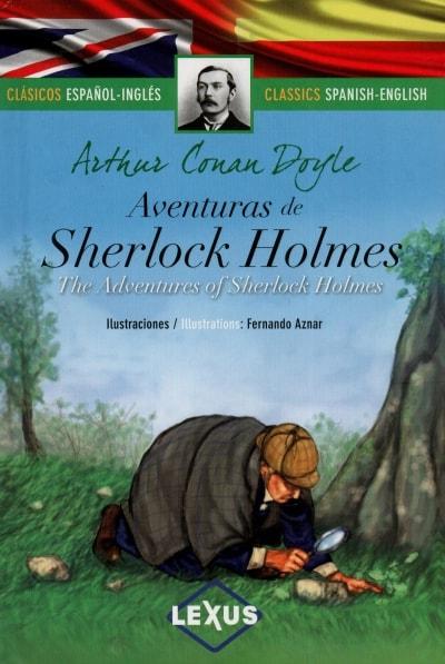 Libro: Aventuras de sherlock holmes - Autor: Arthur Conan Doyle - Isbn: 9788467732016