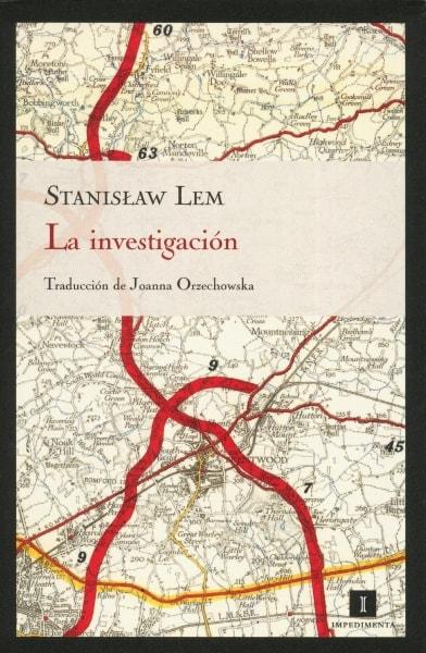Libro: La investigación - Autor: Stanislaw Lem - Isbn: 9788415130109