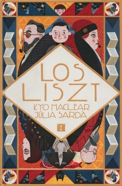 Libro: Los Liszt - Autor: Kyo Maclear - Isbn: 9788417115487