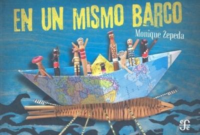 Libro: En un mismo barco - Autor: Monique Zepeda - Isbn: 9786071642424