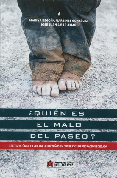 Libro: ¿Quién es el malo del paseo? | Autor: Marina Begoña Martínez González | Isbn: 9789587417531