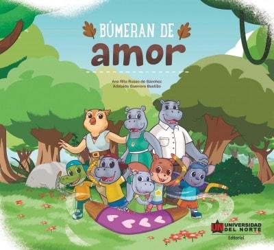 Libro: Búmeran de amor | Autor: Ana Rita Russo de Sánchez | Isbn: 9789587419757