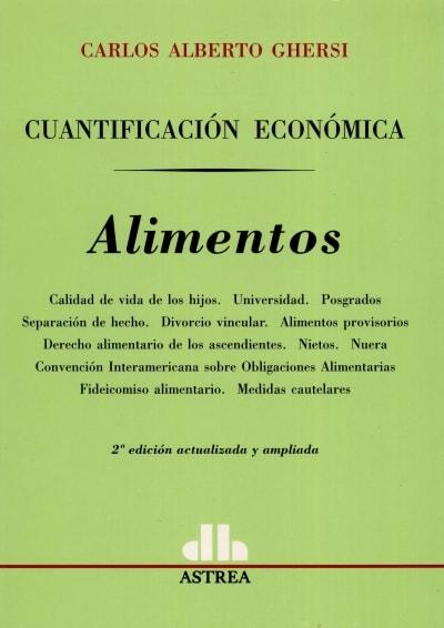 Libro: Alimentos | Autor: Carlos Alberto Ghersi | Isbn: 9505085354