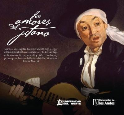 Libro: Los amores del jitano | Autor: Andrés Silva | Isbn: 9789587746051