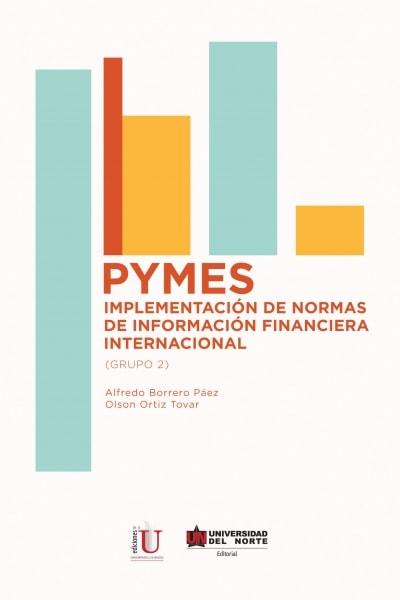 Libro: Pymes. Implementación de normas de información financiera internacional   Autor: Alfredo Borrero Páez   Isbn: 9789587416718
