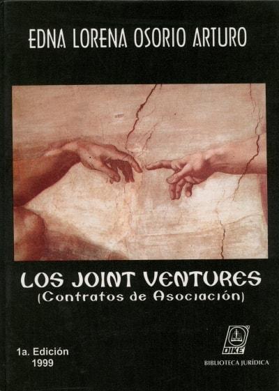 Libro: Los Joint Ventures | Autor: Edna Lorena Osorio Arturo | Isbn: 9789588075129