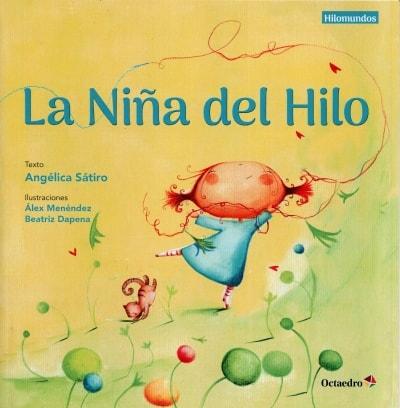 Libro: La Niña del Hilo | Autor: Angélica Sátiro | Isbn: 9788417219369