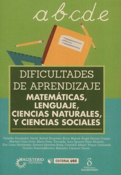 Libro: Dificultades de aprendizaje | Autor: Ceneida Fernández Verdú | Isbn: 9789582012588