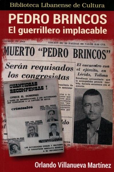 Libro: Pedro Brincos | Autor: Orlando Villanueva Martínez | Isbn: 9789589482841