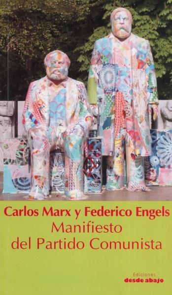 Libro: Manifiesto del Partido Comunista | Autor: Friedrich Engels | Isbn: 97895855550103