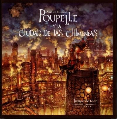 Libro: Poupelle y la ciudad de las chimeneas | Autor: Akihiro Nishino | Isbn: 9789588962429