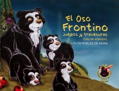 Libro: El oso Frontino   Autor: Lolita Robles de Mora   Isbn: 9789588962122