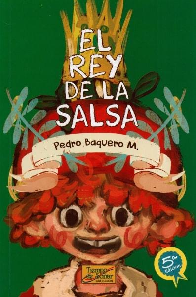 Libro: El rey de la salsa | Autor: Pedro Baquero M. | Isbn: 9789588962320