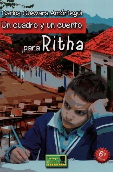 Libro: Un cuadro y un cuento para Ritha | Autor: Carlos Guevara Amórtegui | Isbn: 9789588962405