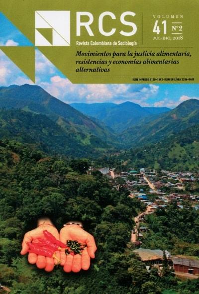 Libro: Revista Colombiana de Sociología Vol. 41 # 2 Jul - Dic, 2018 | Autor: Varios Autores