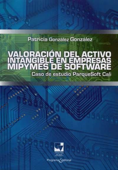 Libro: Valoración del activo intangible en empresas mipymes de software | Autor: Patricia Gonzáles Gonzáles | Isbn: 9789587650549