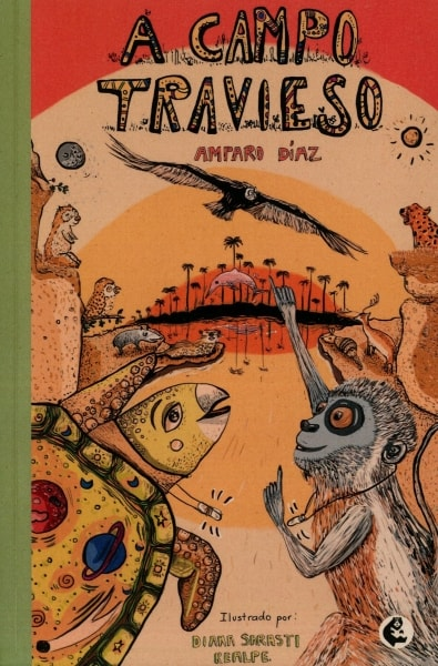 Libro: A campo travieso | Autor: Amparo Díaz | Isbn: 9789582012205